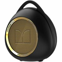 Monster Bluetooth Speaker Superstar Black Gold