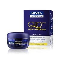 Nivea Night Cream Q10 Anti-Wrinkle 50ML