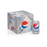 Pepsi Diet can 24 x 330 ml