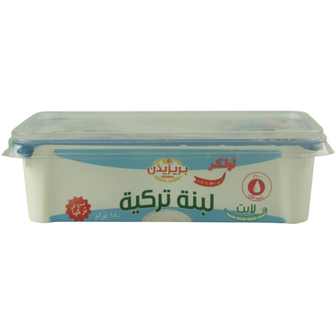 President-Turkish-Labneh-Light-180g