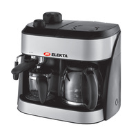 Elekta Coffee Maker EL-ESP-12DC