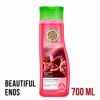 Herbal Essences Beautiful Ends Split End Protection Shampoo with Juicy Pomegranate Essences 700 ml