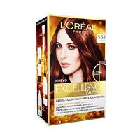 L'Oreal Paris Excellence Intense Color Cream No 5.52 -10% Off