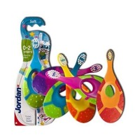 Jordan Toothbrush Step By Step Soft For Kids No 02