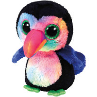 TY Beanie Boos Plush - Beaks the Toucan