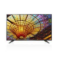 تلفزيون إل جي سمارت بشاشة ألترا إتش دي حجم 60 إنش موديل 60UF770 لون أسود