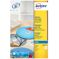 Avery CD Label C9660-10
