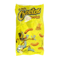 Cheetos Curls Crunchy Cheese 27g x14