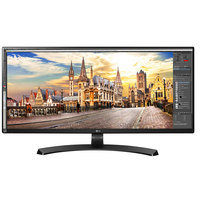 LG LED Monitor Ultra-Wide 34""