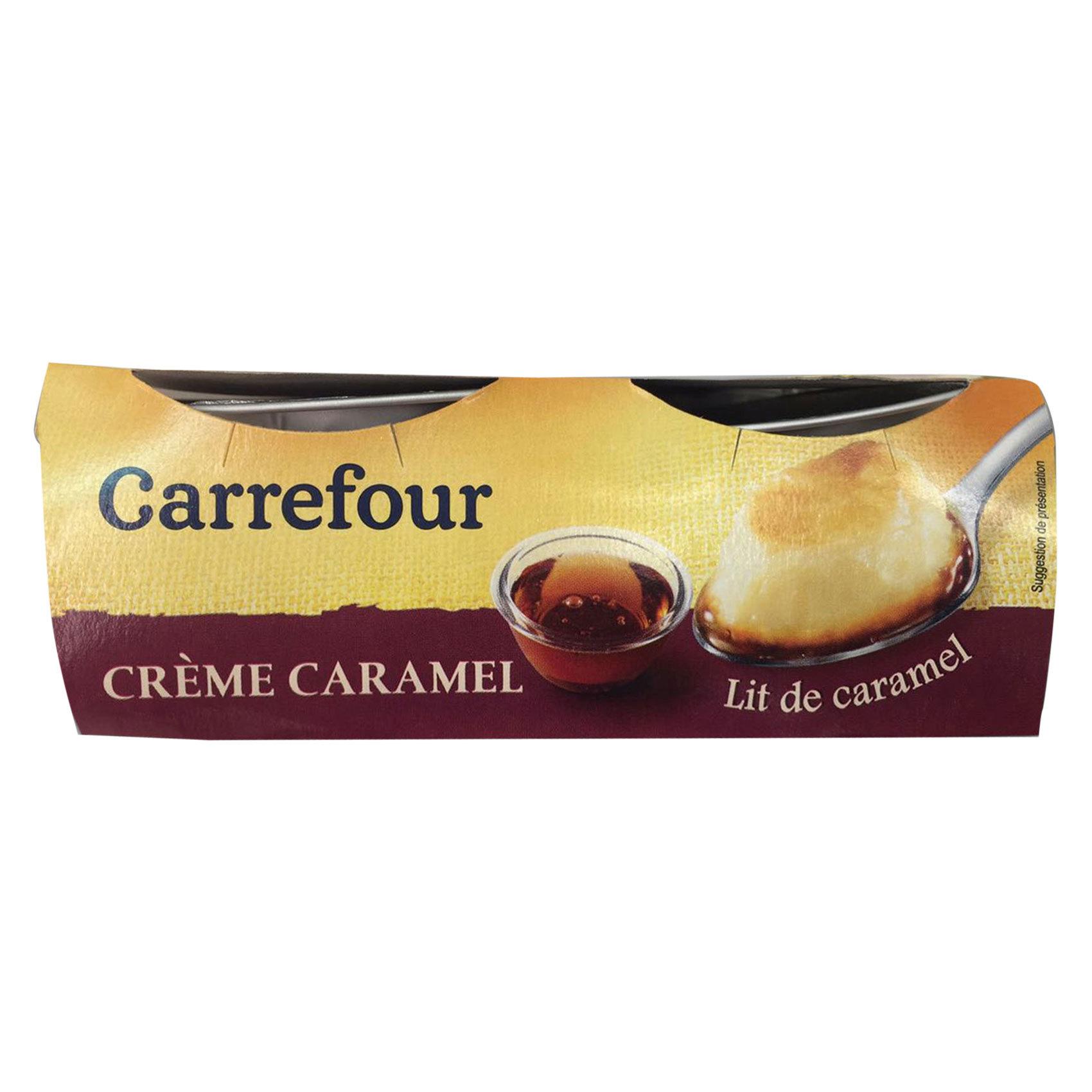 CRF CREME CARAMEL 100GRX4