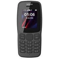 Nokia 106 (2018) Dual Sim Gray