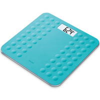 Beurer Digital Glass Scale Gs300 Turquose
