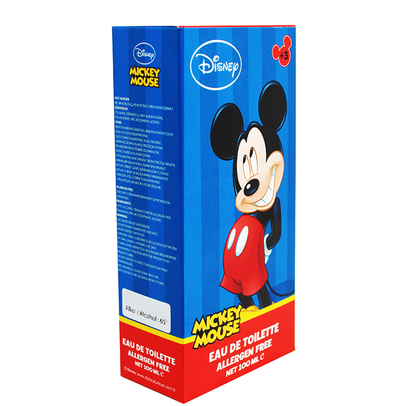 MICKEY EDT PERFUME 100ML
