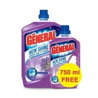 Der General Floor Cleaner Shine Lavender 3L +750F