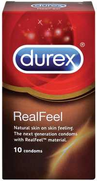 Durex Real Feel 10 Condoms