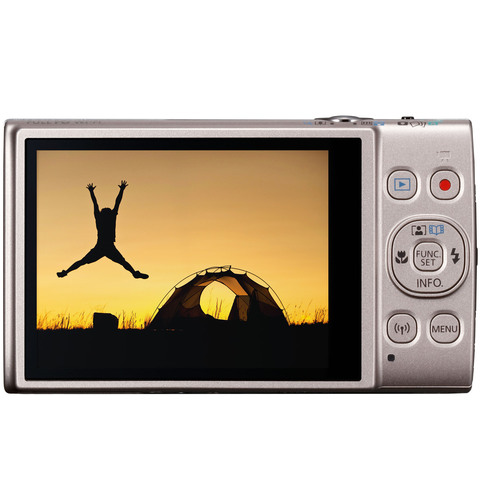 Canon-Camera-IXUS-285-Silver-