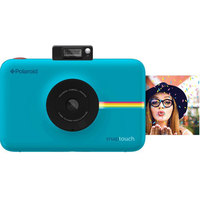 Polaroid Camera Snap Touch Blue