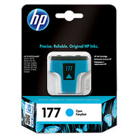 HP Cartridge 177 Cyan Small