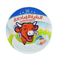 La Vache Quirit Triangle Cheese 16 Portions 240 g
