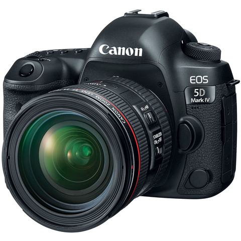 Canon-SLR-Camera-EOS-5D-Mark-IV-+-24-70MM-IS-USM-Lens-+-16GB-Card-+-Case