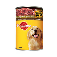 Pedigree Can Beef 400GR - 25% Off