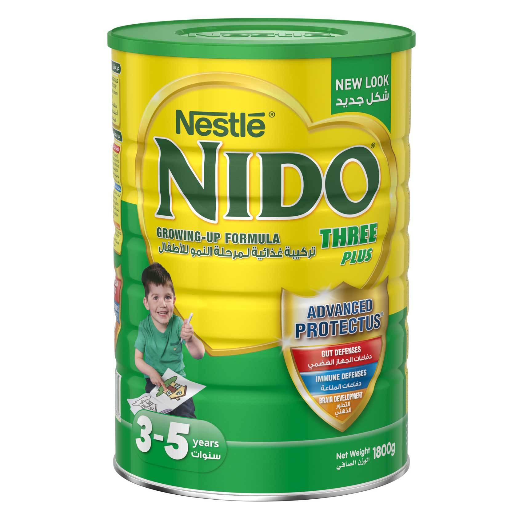 NIDO THREE PLUS STAGE 4 1.8 KG