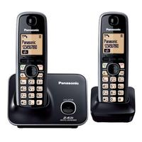 Panasonic Cordless Phone KX-TG3712 BXB Black