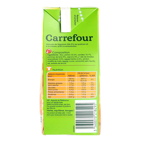 Carrefour-Mellow-Pumpkin-1L