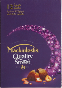 Mackintosh's Quality Street 27gx12