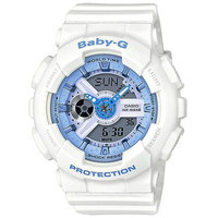 Casio Baby G Women's Analog/Digital Watch BA-110BE-7A