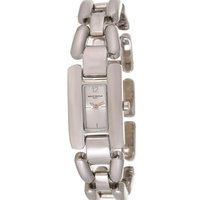Mount Royale Women's Watch White Dial Stainless Steel Band-21003