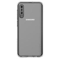 Samsung Case A50 Back Cover Transparant