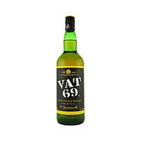 Vat 69 Reserve 40% Alcohol Blended Scotch Whisky 1L + 37.5L