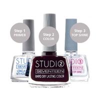 Seventeen Nail Polish Studio Dry Lasting 15ML No 11
