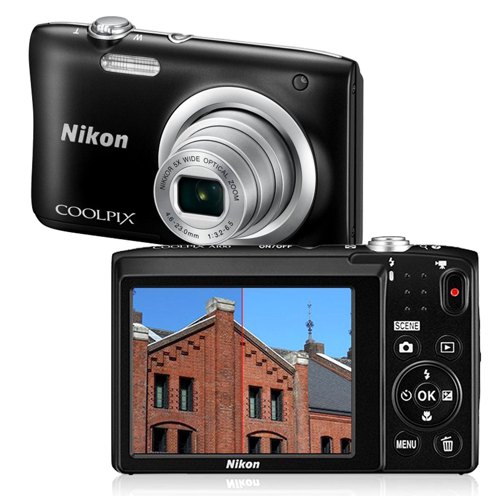 NIKON CMR A100 + 8GB + CASE