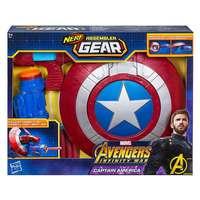 Marvel Avengers - Infinity War Captain America Nerf Assembler Gear