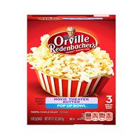 Orville Redenbacher's Movie Theater Butter Microwave Popcorn 274GR