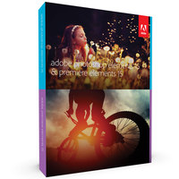 Adobe Photoshop Elements 15&Premiere Elements 15