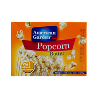 American Garden Pop Corn Butter 273g