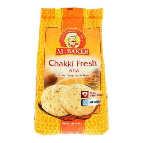Al-Baker-Chakki-Fresh-Atta-1kg