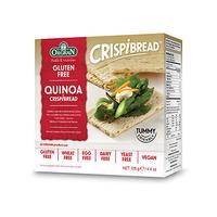 Orgran Gluten Free Multigrain CrispBread Quinoa 125GR