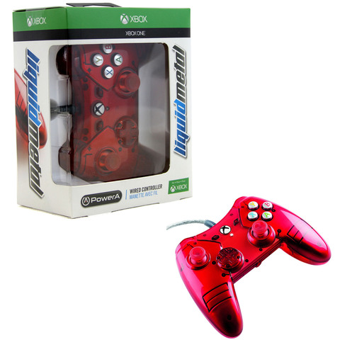 Bigben-Xbox-One-Controller-Liquid-Metal