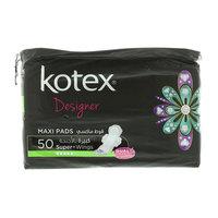 Kotex Designer Maxi Super Wings 50 Pads