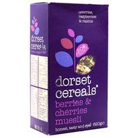 Dorset Cereals Berries & Cherries Muesli 620 g