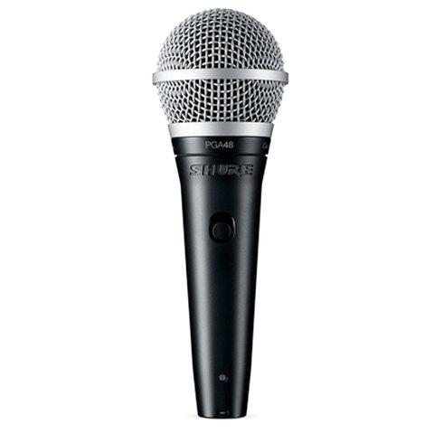 Shure-Microphone-PGA-48-XLR
