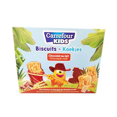 1cae8ea1b31d Buy Carrefour Biscuits Kids Milk Chocola 160GR Online - Shop ...