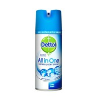 Dettol Disinfectant Spray Crisp Linen 450ML