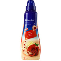 Carrefour Fabric Softener Concentrate Rose Floral 750ml