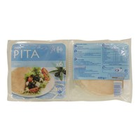 Carrefour Pita Breads 400g x 6Pieces