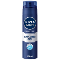 Nivea Men Shaving Gel Protect & Care 200ml